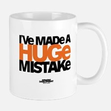 Huge Mistake Mug