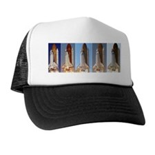 space shuttles Trucker Hat