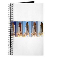 space shuttles Journal