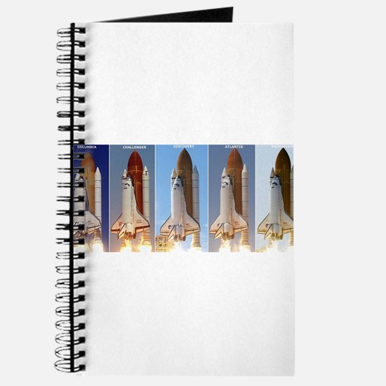 space shuttles Journal