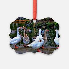 goosey gander Ornament