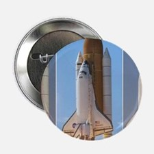 """space shuttles 2.25"""" Button (10 pack)"""