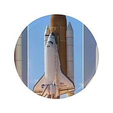 "space shuttles 3.5"" Button"