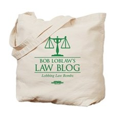 Bob Lablaw's Law Blog Tote Bag