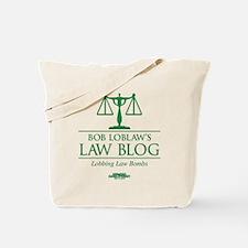 Bob Lablaw's Law Blog Tote Bag