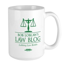 Bob Lablaw's Law Blog Mug