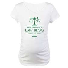 Bob Lablaw's Law Blog Shirt