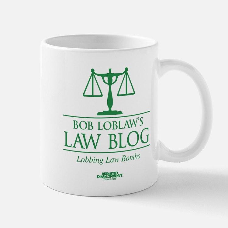 Bob Lablaw's Law Blog Mug