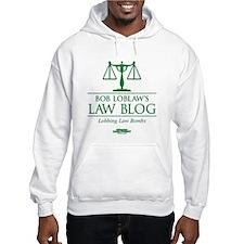 Bob Lablaw's Law Blog Hoodie