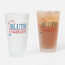 Bluth Company Drinking Glass