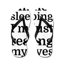 Cute Sleep Flip Flops