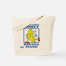 Banana Stand Tote Bag