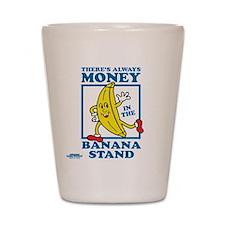 Banana Stand Shot Glass