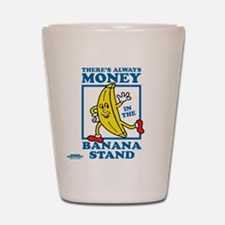 Banana Stand Shot Glass
