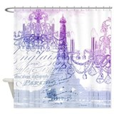 Chandeliers Shower Curtains