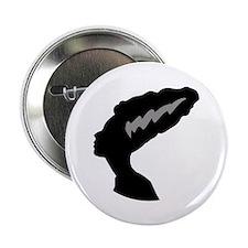 """Bride Of Frankenstein 2.25"""" Button (10 pack)"""