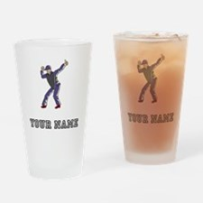 Baseball Umpire Out (Custom) Drinking Glass