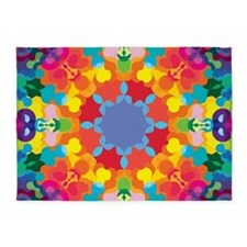 Good For Your Brain 1 5'x7'Area Rug