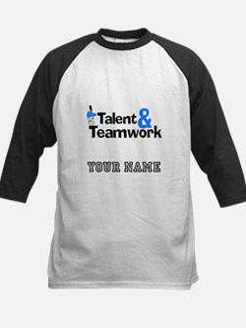 Baseball Talent And Teamwork (Custom) Baseball Jer