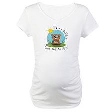 Abby birthday (groundhog) Shirt