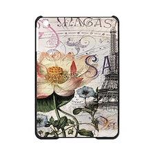 lotus flower eiffel tower iPad Mini Case