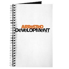 Arrested Development Logo Journal
