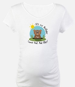 Maci birthday (groundhog) Shirt