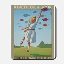 1986 Children's Book Week Mousepad