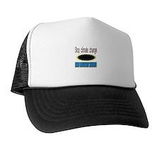 stop climate change Trucker Hat