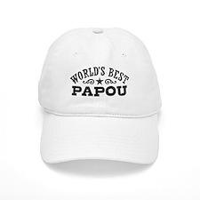 World's Best Papou Baseball Cap