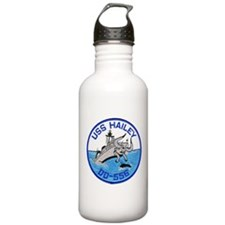 USS HAILEY Sports Water Bottle