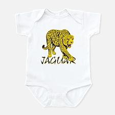 Jaguar Infant Bodysuit