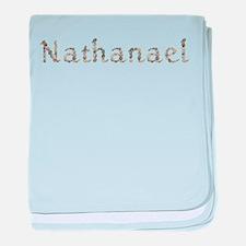 Nathanael Seashells baby blanket