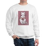 Rose Cat Sweatshirt