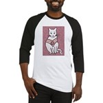 Rose Cat Baseball Jersey