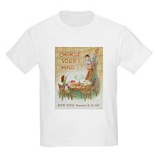1987 Children's Book Week Kids T-Shirt