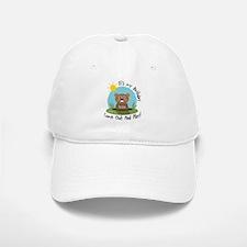 Krista birthday (groundhog) Baseball Baseball Cap