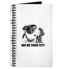ARE WE THERE YET Journal