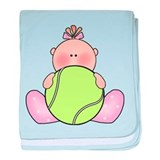 Baby tennis Blanket