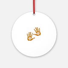 Hands Round Ornament