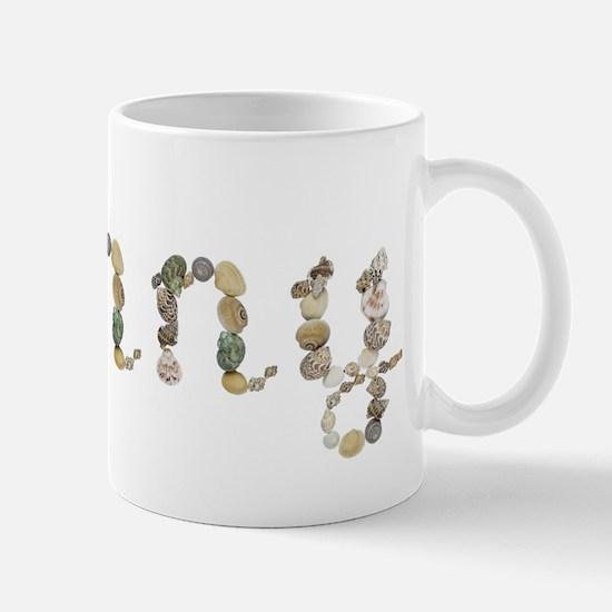 Nanny Seashells Mugs