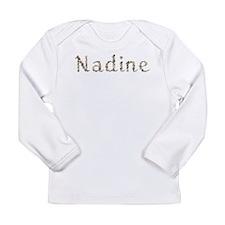 Nadine Seashells Long Sleeve T-Shirt