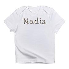 Nadia Seashells Infant T-Shirt