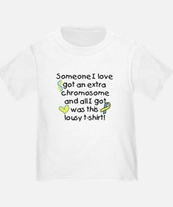 Cool Down syndrome awareness T
