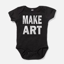 Cute Art Baby Bodysuit