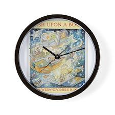 1988 Children's Book Week Wall Clock