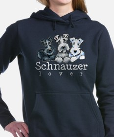 Schnauzer Lover 15 Women's Hooded Sweatshirt