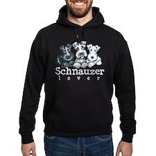 Schnauzer Lover 15 Hoodie