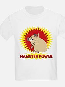 Hamster Power Kids T-Shirt