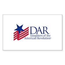 Cute American revolution Decal